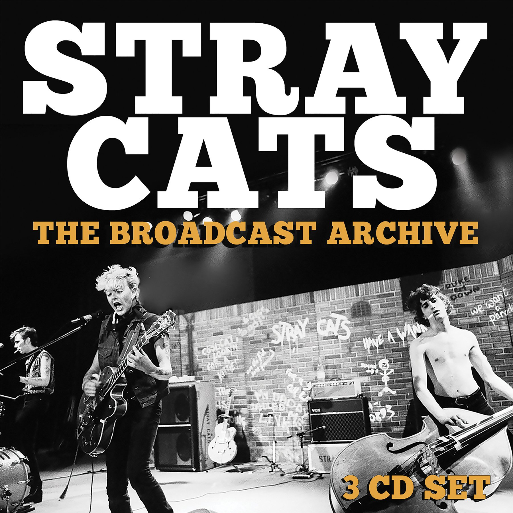 The Broadcast Archive (3CD Set)