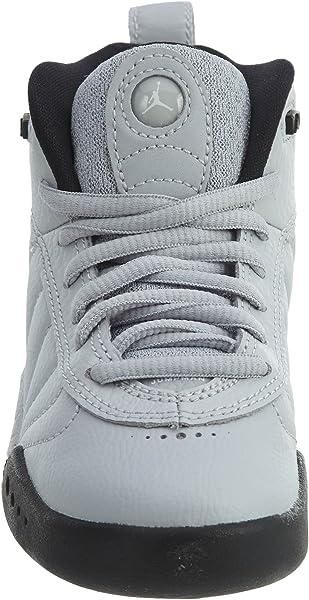 9f946559fa3d Nike 909419-004   Kid Jordan Jumpman Pro BP Basketball Shoe Grey (2.5 M