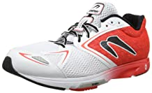 Newton Running Men's Distance VI Red/White Athletic Shoe - Size 8 US