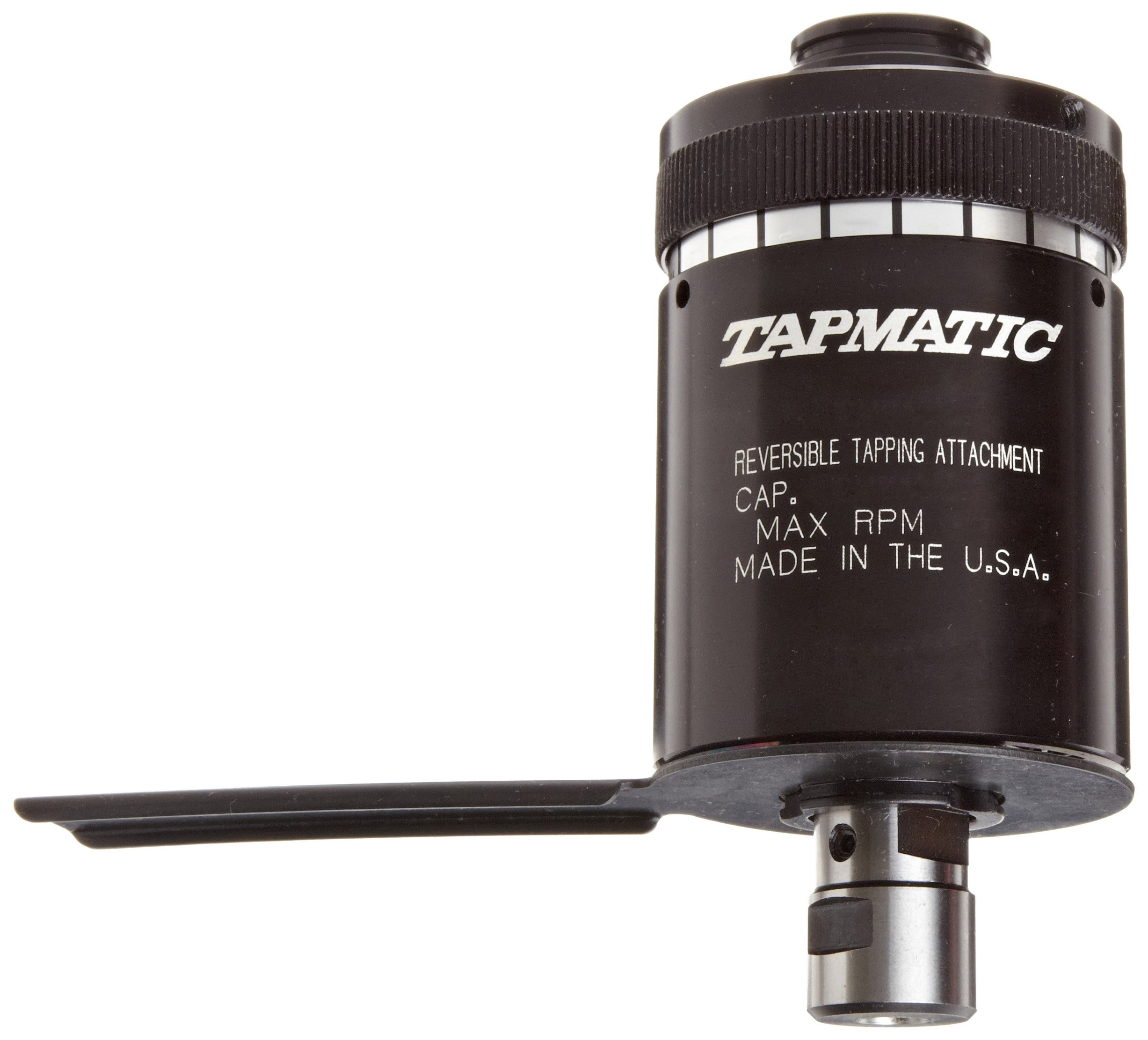 Tapmatic RX 30 Self-Reversing Tapping Head, 1/2''-20 Thread Mount, #0 - 1/4'' and M1.4-M7 Capacity
