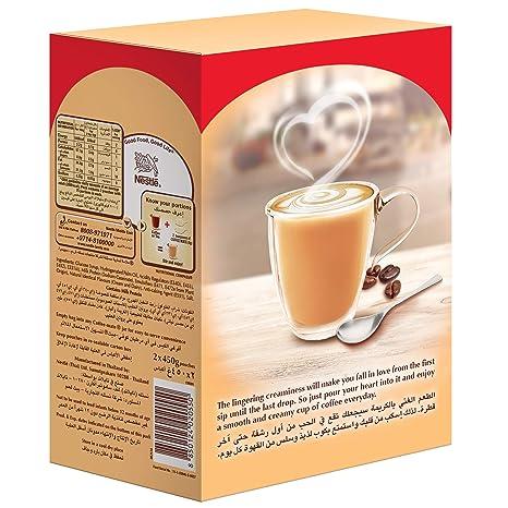 7d1b8e7bc Coffee-mate Original Non Dairy Coffee Creamer Bag in Box - 2 Bags/450g:  Amazon.ae