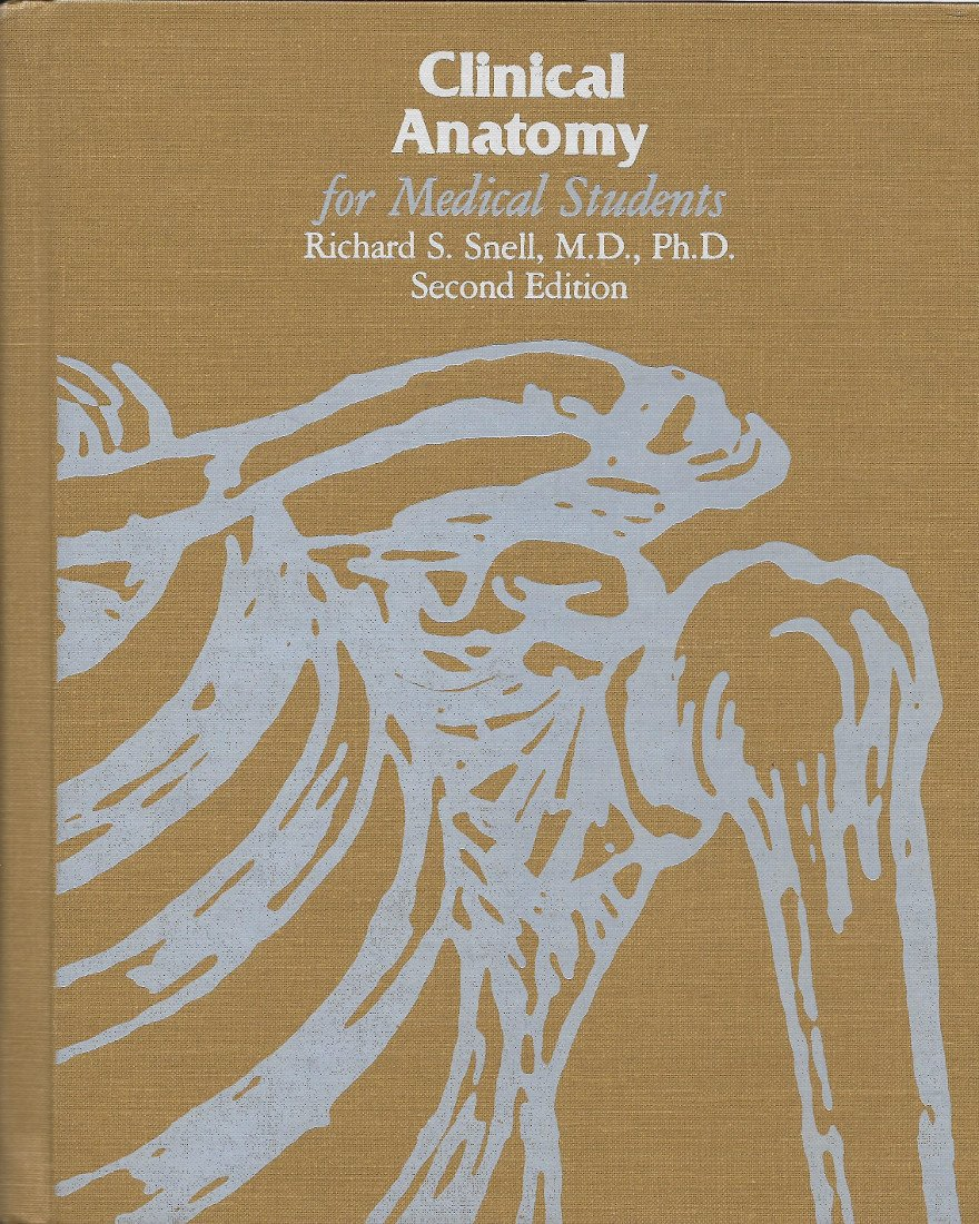 Clinical Anatomy For Medical Students Richard S Snell