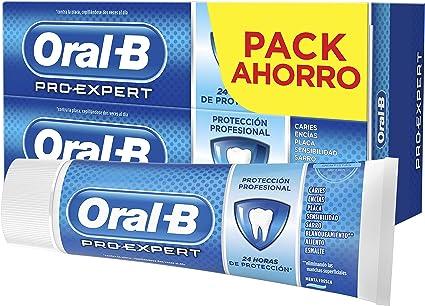 Oral-B Pro-Expert Protección Profesional Pasta Dentífrica 2x75 ml ...