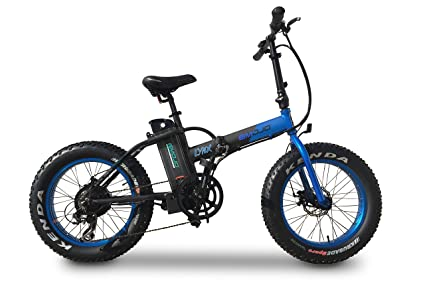 Electric Bicycle For Sale >> Amazon Com Fat Tire Folding Electric Mountain Bicycle Beach Snow
