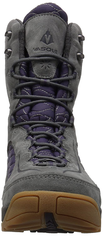 Vasque Women's Pow III UltraDry Snow Sneaker B01N5EXCL0 11 B(M) US|Gargoyle/Nightshade