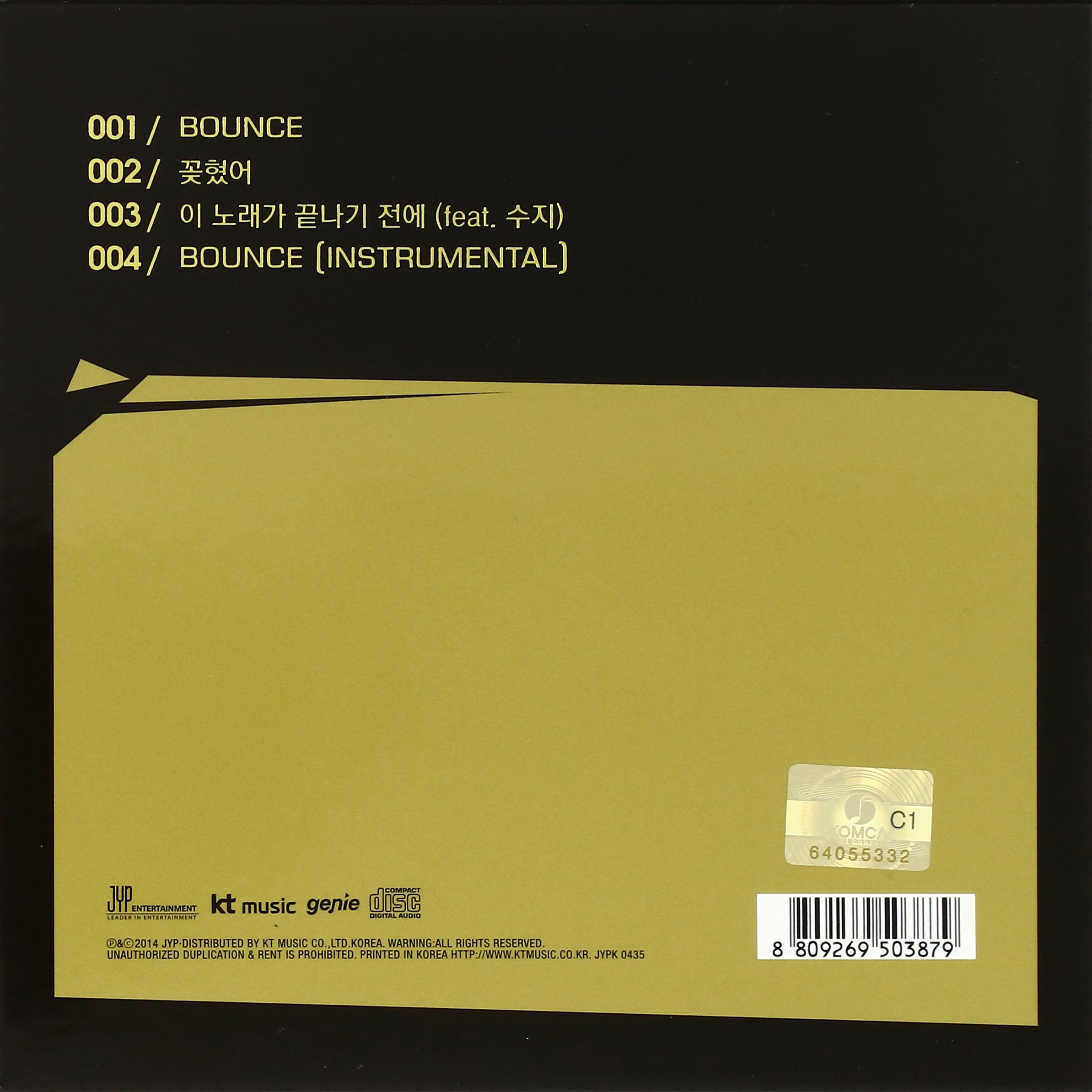 Bounce-Reissued