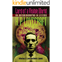 Lord of a Visible World: An Autobiography in Letters book cover
