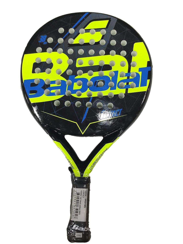 Racchetta Padel Babolat 165195 Contact Peso 339 Grammi Racchetta Padel Babolat