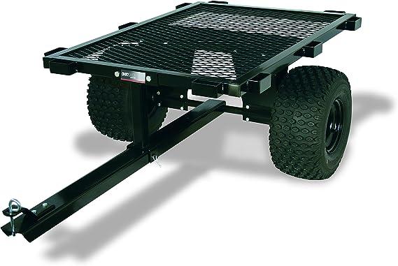 Ohio acero fbatv Deluxe ATV remolque: Amazon.es: Jardín