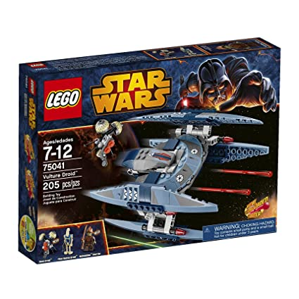 Amazon Lego Star Wars 75041 Vulture Droid Toys Games