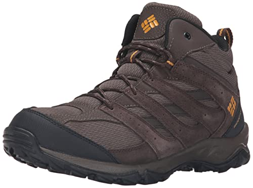 e843ad38328a Columbia Men s Plains Butte Mid Waterproof Hiking Boots