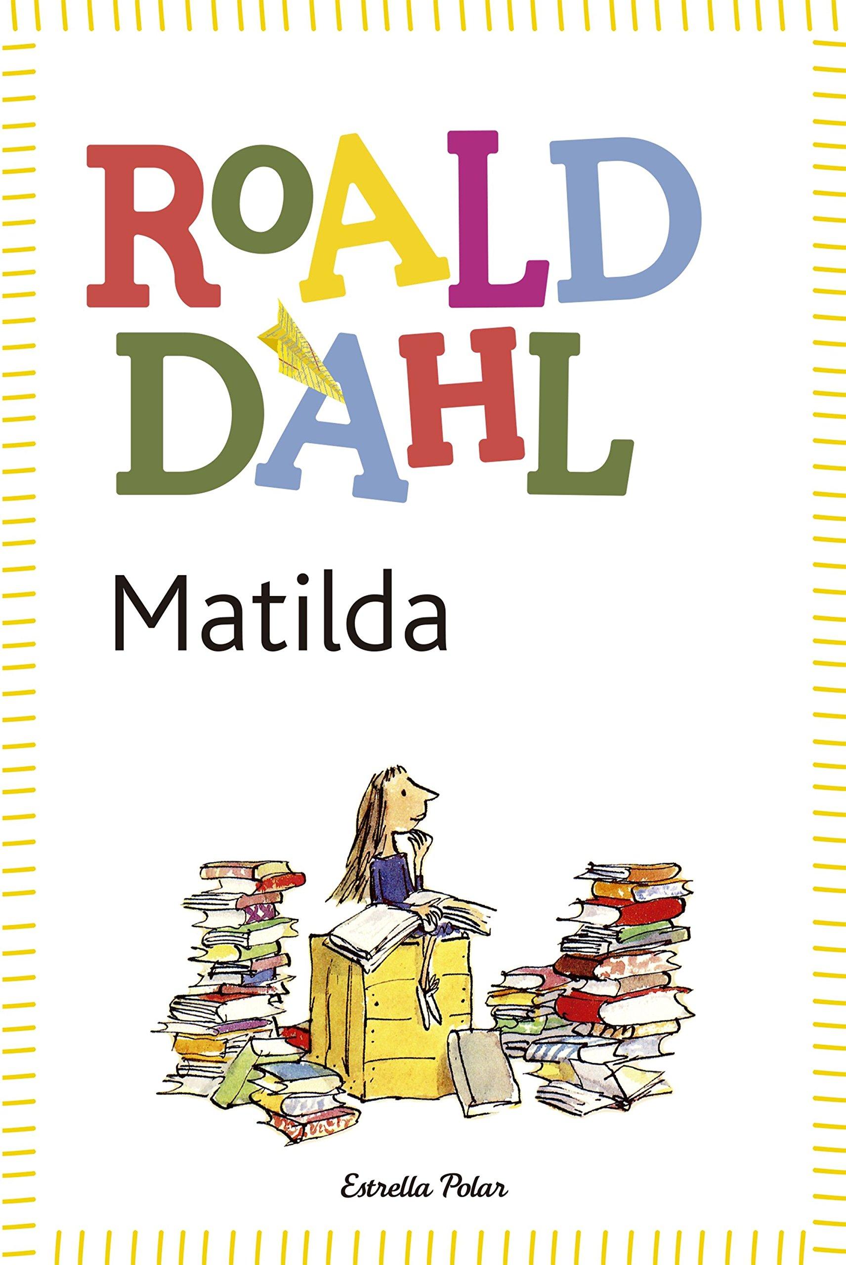 Matilda : inclou recurs digital (BIBLIOTECA ROALD DAHL (EP))