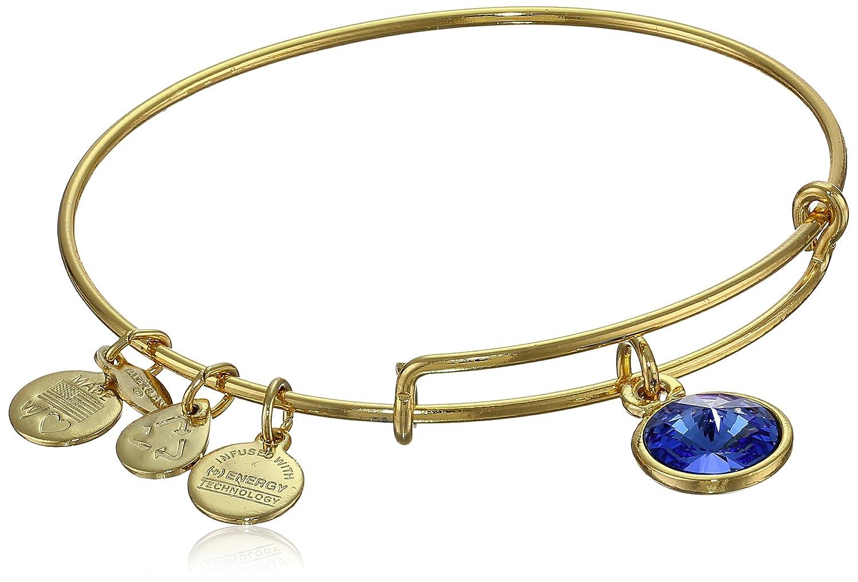 Alex Ani Bangle Birth Bracelet Image 1