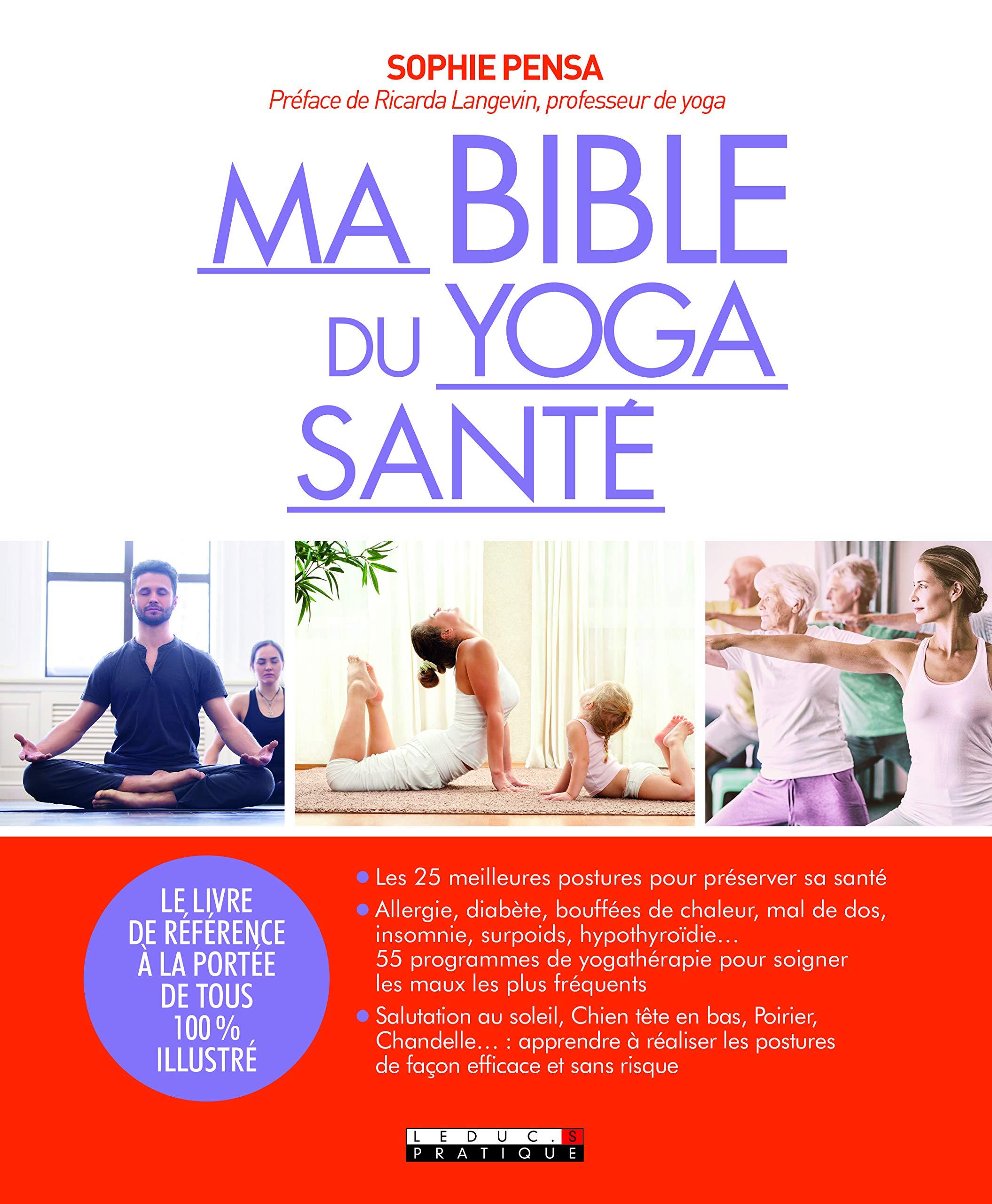 Ma bible du yoga sante: Amazon.es: Sophie Pensa, Ricarda ...