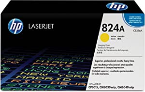 HP 824A | CB386A | Toner Cartridge | Yellow Image Drum