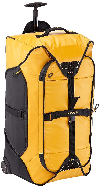 Samsonite Paradiver Duffle Wh  Bolsas de viaje cm L Amarillo Amarillo