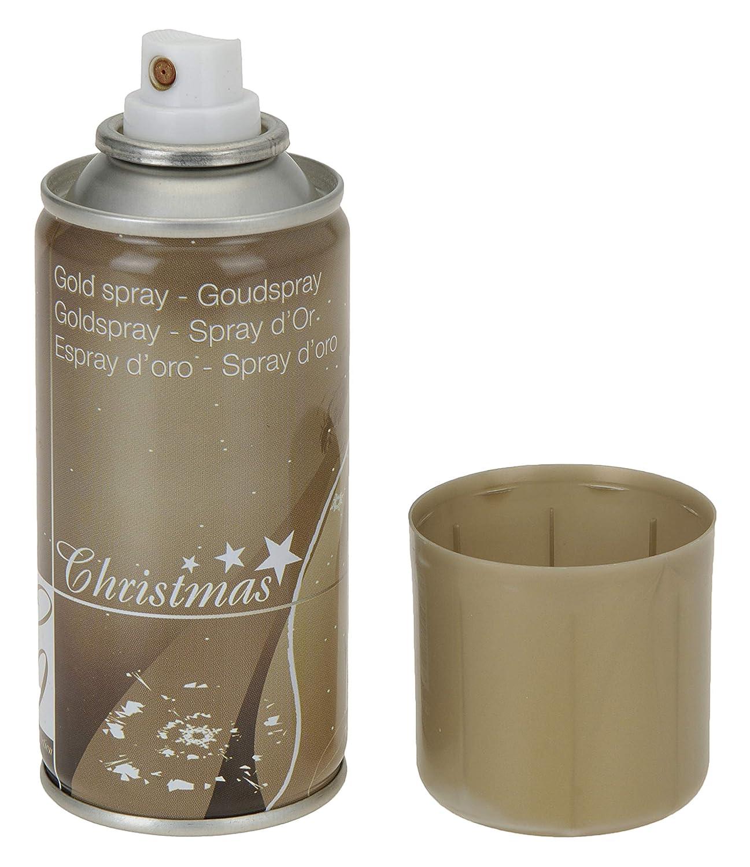 Amazon.de: CHICCIE Deko Gold Spray 150ml - Goldspray Goldlack Lack ...