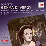 Donizetti: Gemma Di Vergy [2 CD]