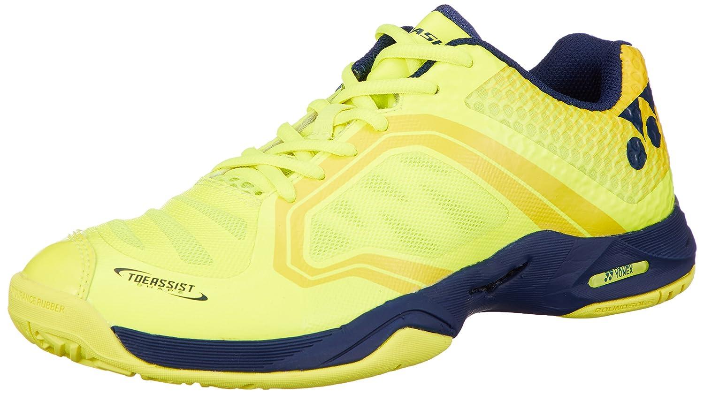 [ヨネックス] テニスシューズ POWER CUSHION AERUSDASH AC SHTADAC B0714KLPKG 29.0 cm イエロー/ネイビー