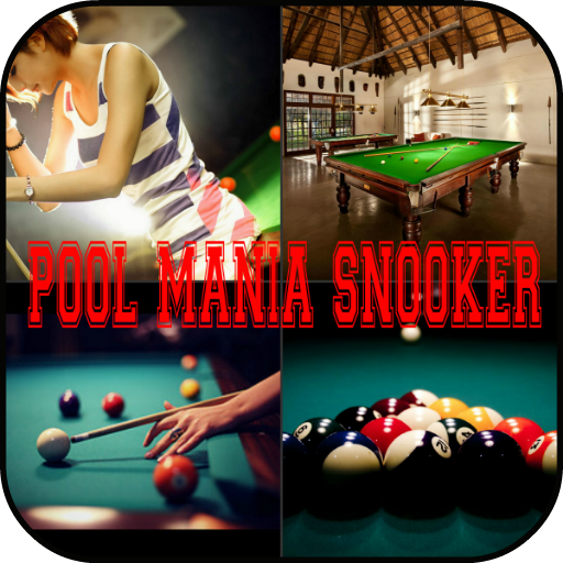 Pool Mania Snooker