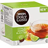 Dolce Gusto Citrus Honey Black Tea (16 coffee capsules)