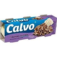 Calvo Calamares en Tinta - Paquete de 3