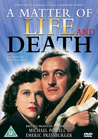 Amazon.com: A Matter of Life and Death [Region 2]: David Niven ...
