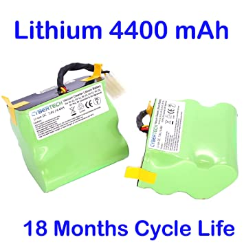 Neato VX de litio 4400 mAh batería de repuesto para NEATO XV Firma Serie XV Pro