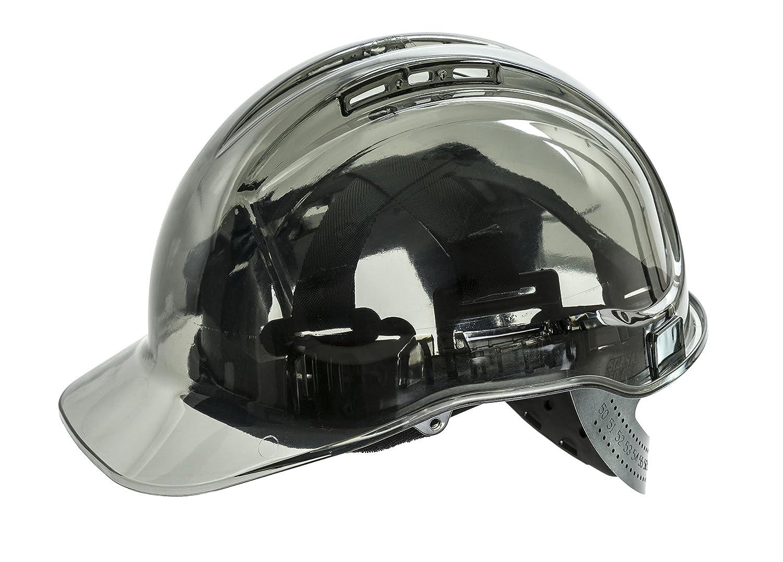 PV50SKR 1 St/ück PORTWEST Peak View Plus Schutzhelm sdt Rauch