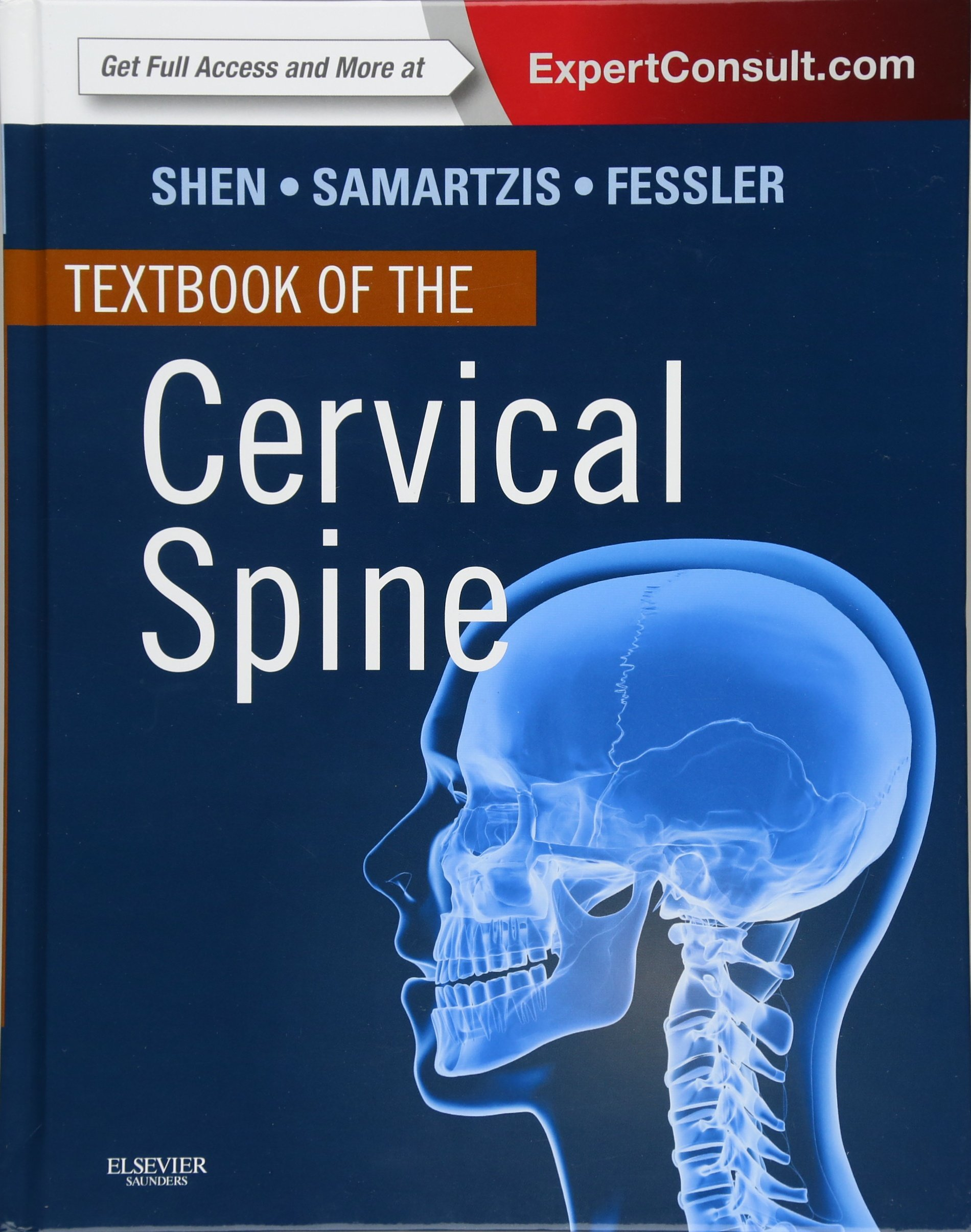 Textbook Of The Cervical Spine Amazon Francis H Shen Md Dino