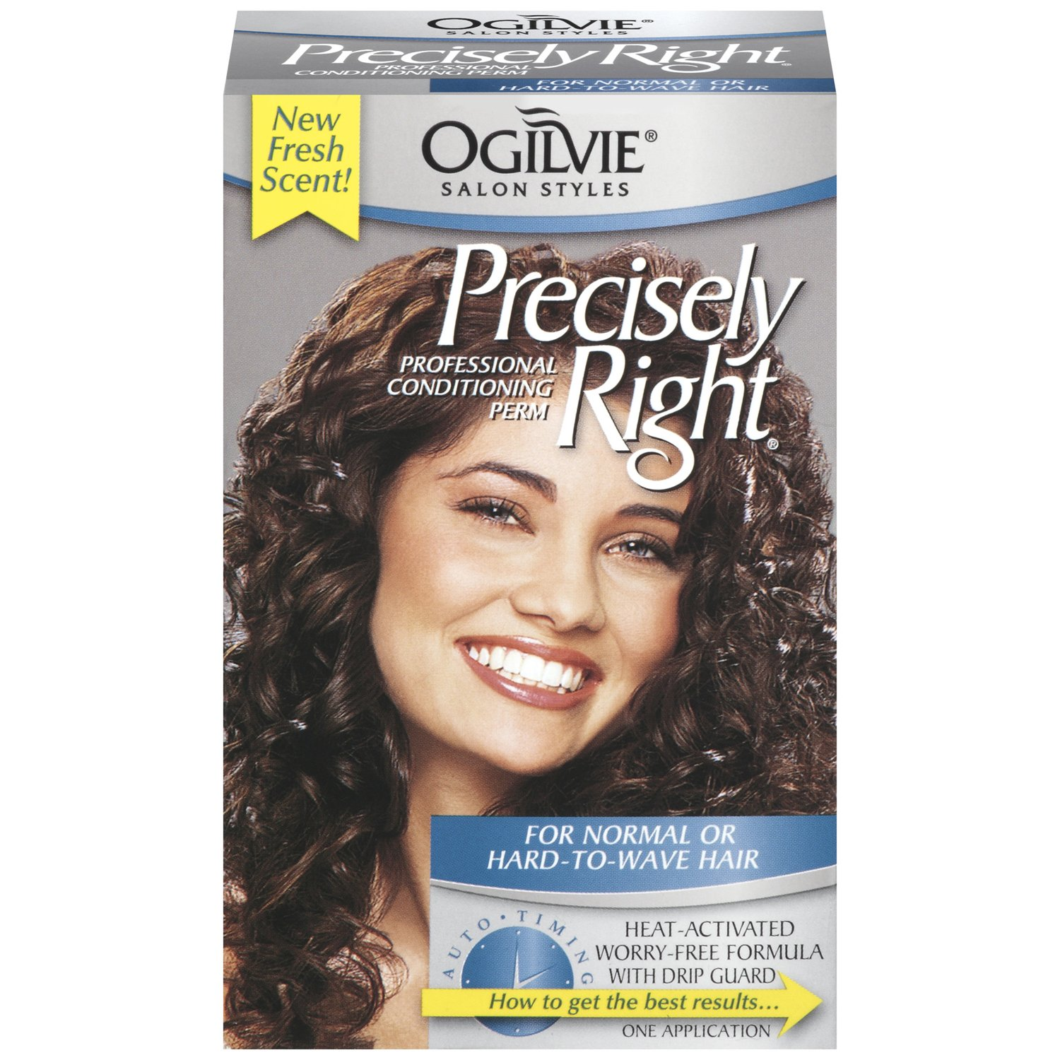 Ogilvie Precisely Right for Normal or Hard to Wave Hair Conditioning Formula
