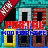#8: Mods : Portal Mod for MCPE