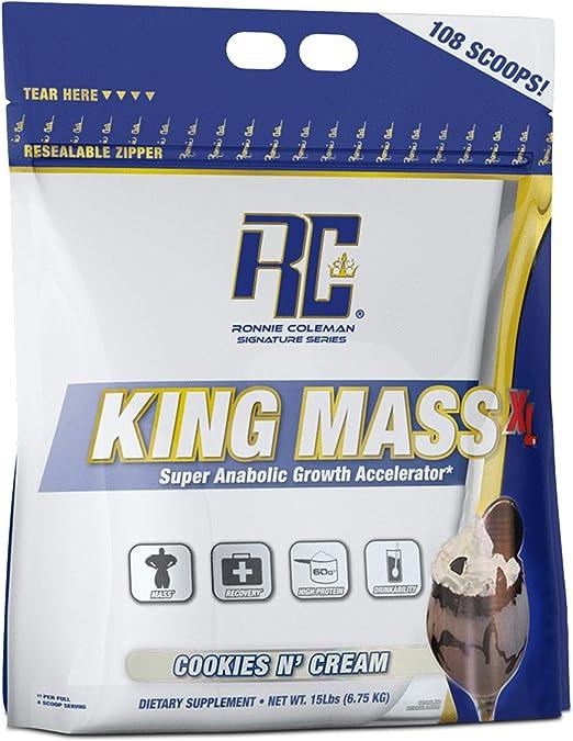 Ronnie Coleman Signature Series King Mass XL Paquete de 1 x ...