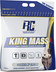 Ronnie Coleman Signature Series King Mass XL Paquete de 1 ...