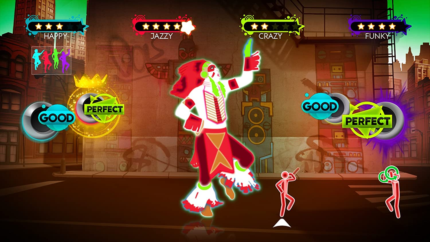 Just Dance Game For Xbox 360 : Amazon.com: just dance 3: xbox 360: ubisoft: video games