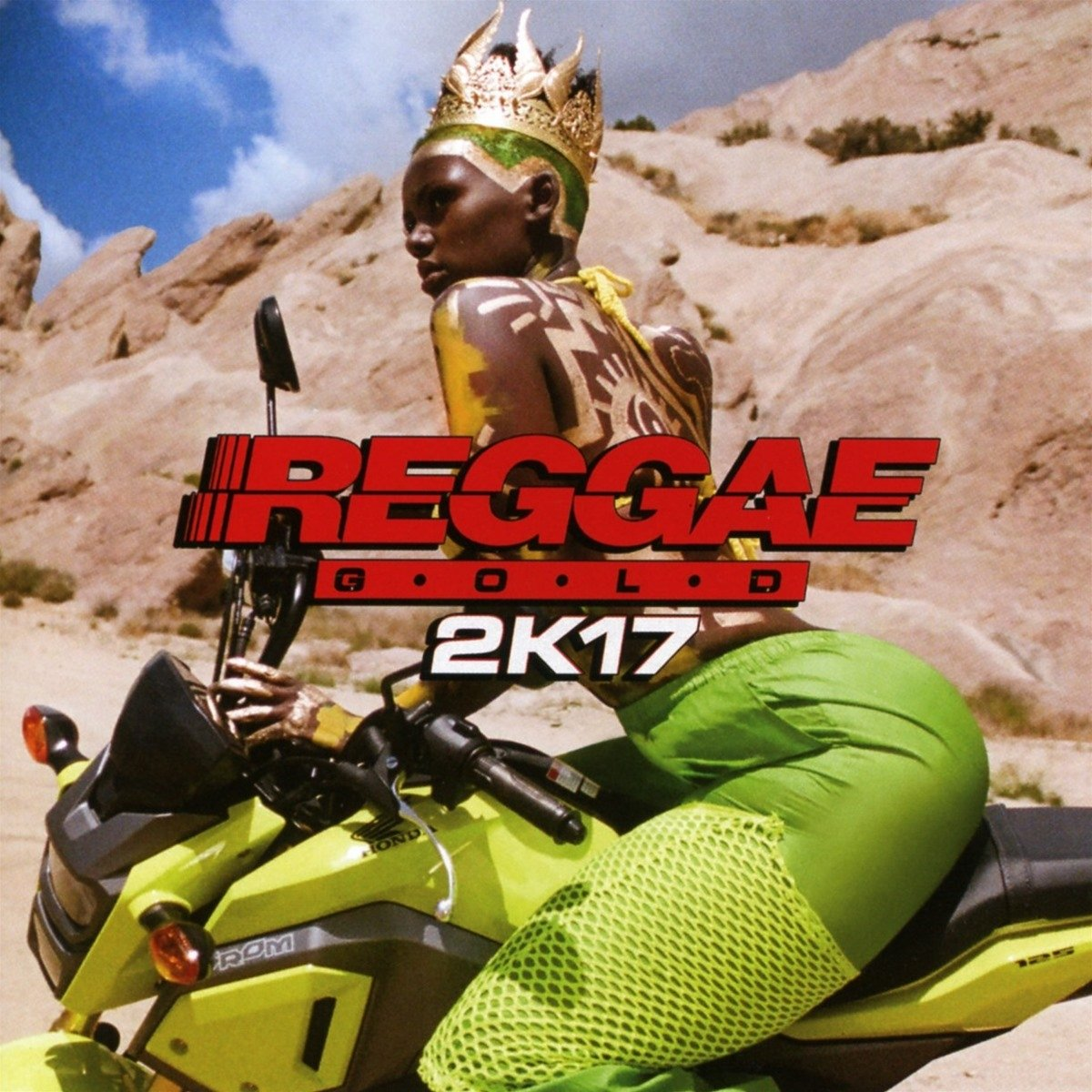 VA - Reggae Gold 2K17 - (VP2649) - 2CD - FLAC - 2017 - YARD Download