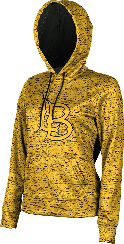 California State University Long Beach Girls Pullover Hoodie Brushed School Spirit Sweatshirt
