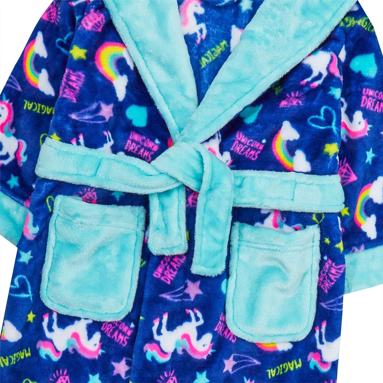 Style It Up Accappatoio Morbido in Pile per Bambine//Ragazze Idea Regalo