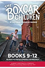 The Boxcar Children Mysteries Boxed Set #9-12 Kindle Edition