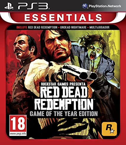 Red Dead Redemption - Game Of The Year Edition - Essentials: Amazon.es: Videojuegos