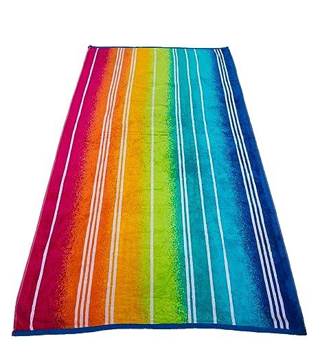 Extra Large Beach Towels.Turquoise Lime Jumbo Extra Large Beach Towel 100 Cotton Multiple Designs Bath Sheet Holidays