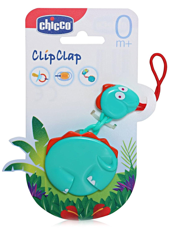 Chicco - Clip portachupete con cadena: Amazon.es: Bebé