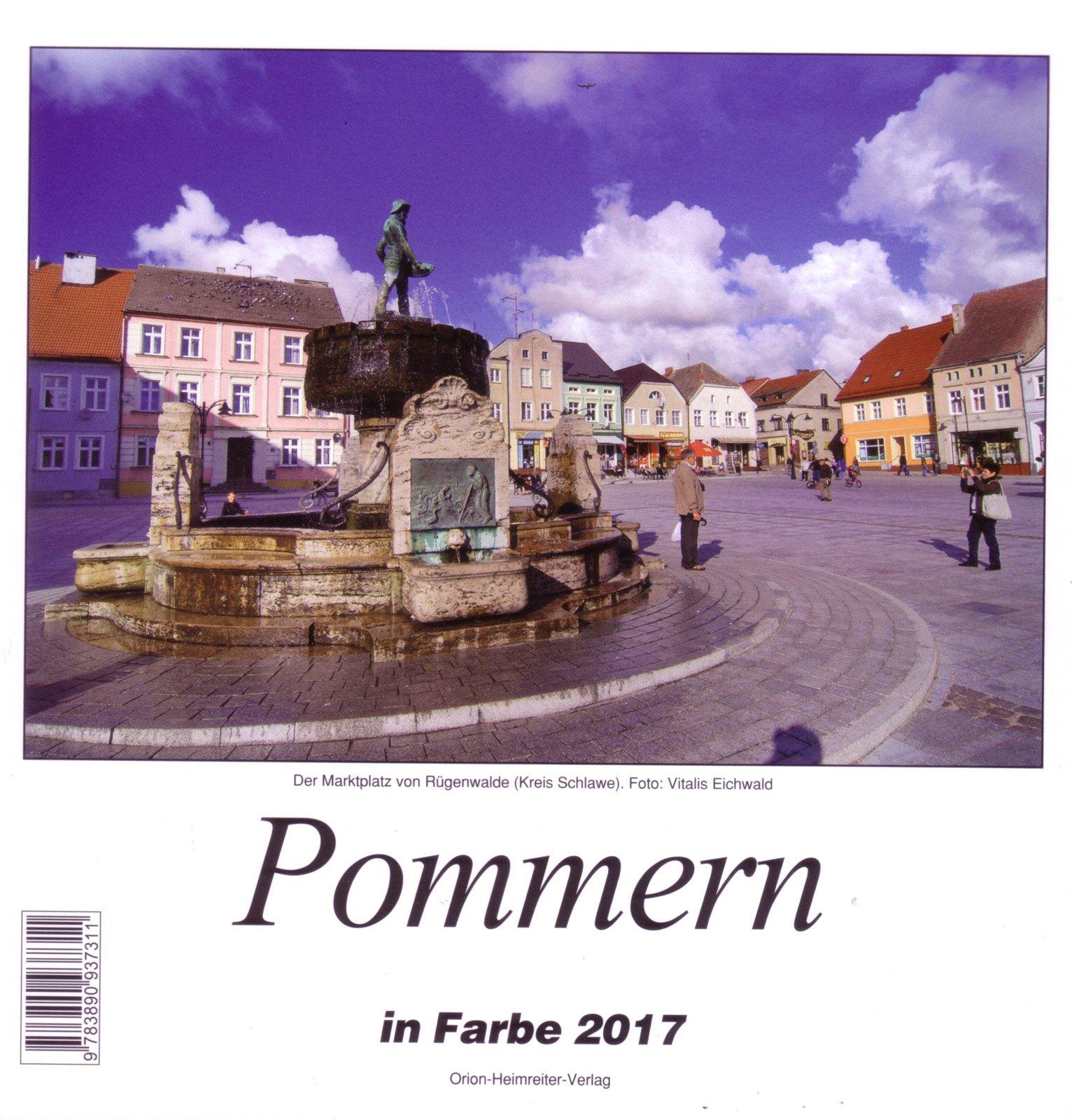 Pommern in Farbe 2017