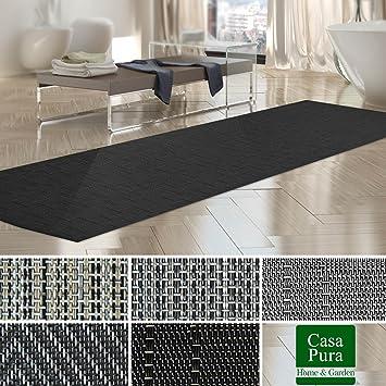 interesting tapis cuisine casa pura revtement sol pvc haute qualit tapis antidrapant entretien. Black Bedroom Furniture Sets. Home Design Ideas