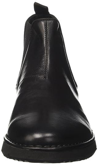 Bottes Pluges Noir black Amazon U Eu B 46 Geox Chelsea Homme gZqtw