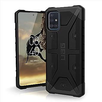 Urban Armor Gear Pathfinder Us Military Standard Case For Samsung Galaxy A51 Black Reinforced Corners Drop Resistant Anti Static Enlarged Buttons Elektronik