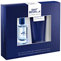 Beckham Classic Blue Eau De Toilette and Shower Gel Gift Set
