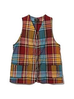 Madras Hunting Vest 11-06-0391-803: Multi