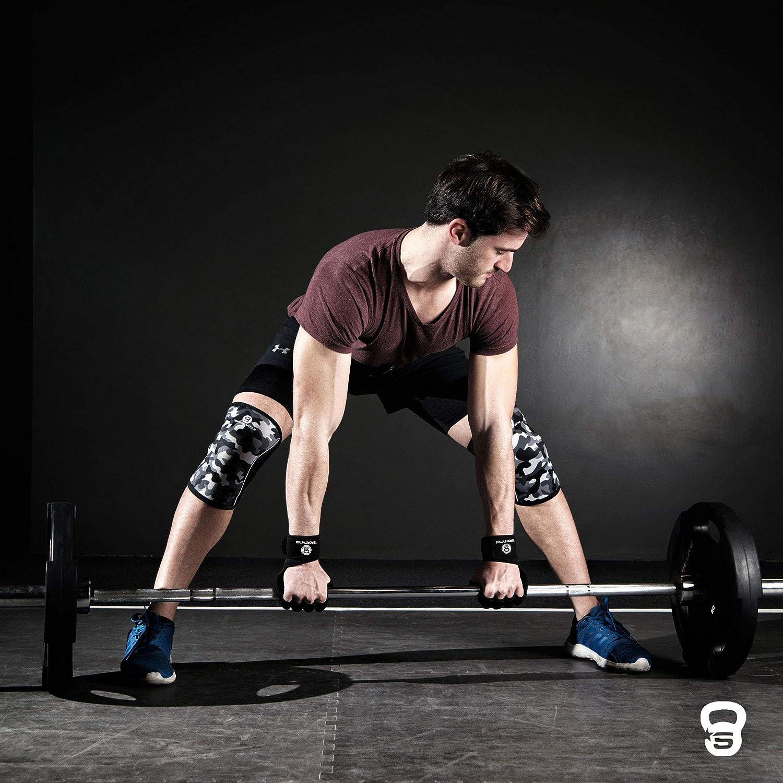 Sportvitae Calleras Crossfit Weightlifting Gloves Guantes de Gimnasio Ventilados