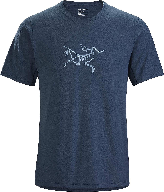 Arcteryx Herren Cormac Logo T-Shirt XL ladon